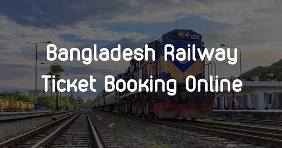Bangladesh Railway Online Tickets
