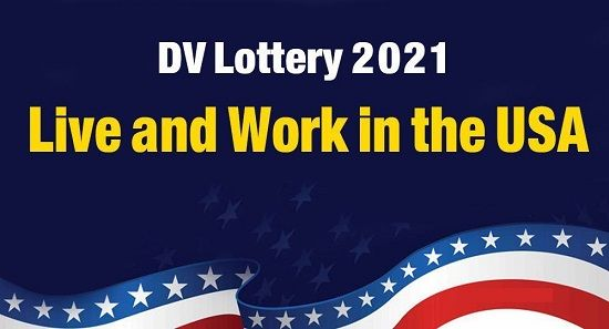 USA DV Lottery 2021