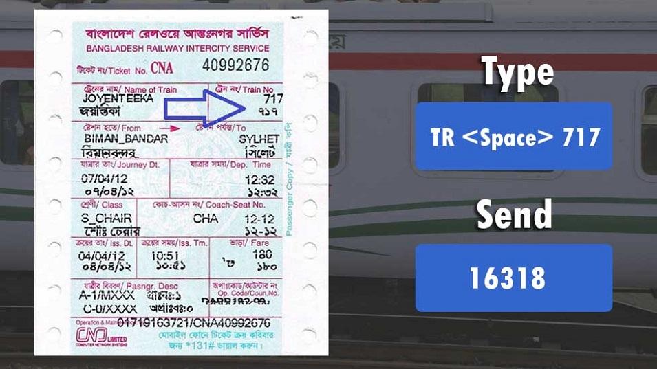 BD Train Tracker Process