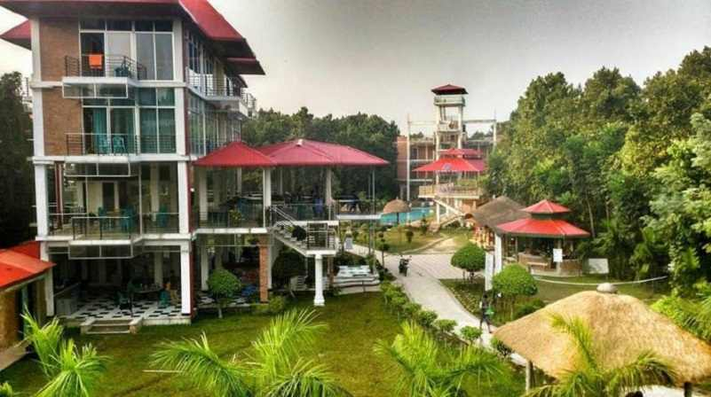 The Rajendra Eco Resort & Village