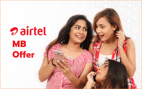 Airtel MB Offer BD