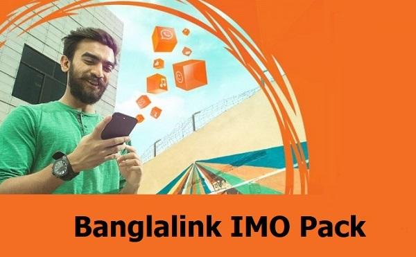 Banglalink IMO Pack