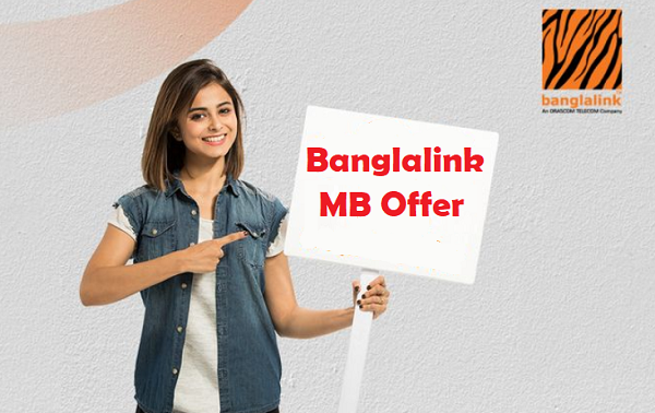 Banglalink MB Offer