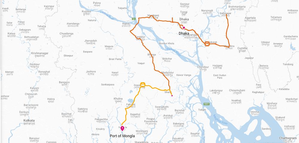 Dhaka To Mongla Bus Service | Schedule | Ticket Price