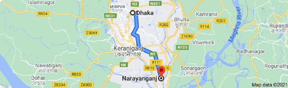 Dhaka To Narayanganj Bus Service | Ticket Price | Schedule | Contact