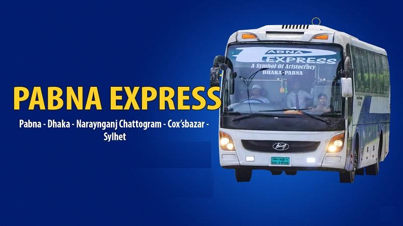 Pabna Express Bus Service