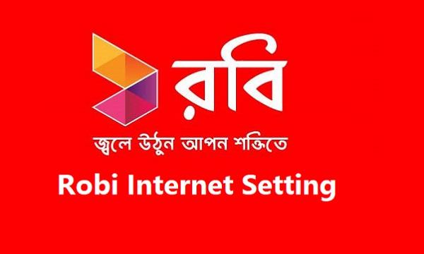 Robi Internet Settings
