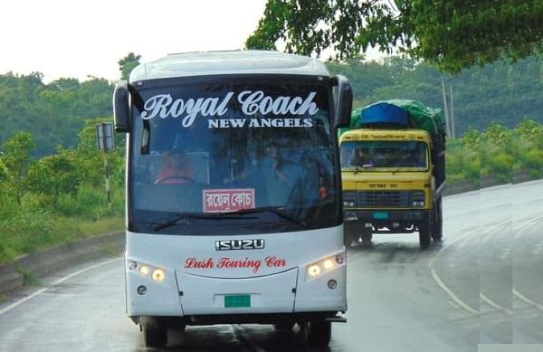 Royal Coach Comilla