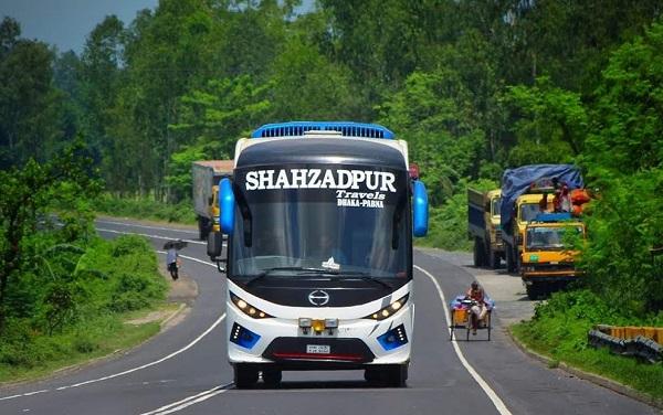 Shahzadpur Travels| Online Ticket | Schedule | Counter Number