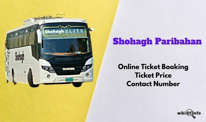 Shohagh Paribahan Service