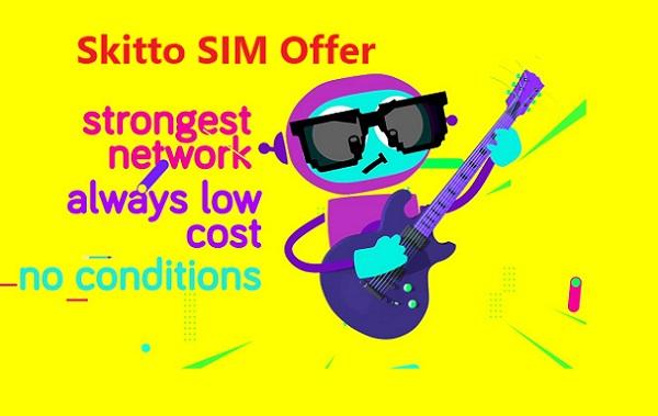 Skitto SIM Offer 2020