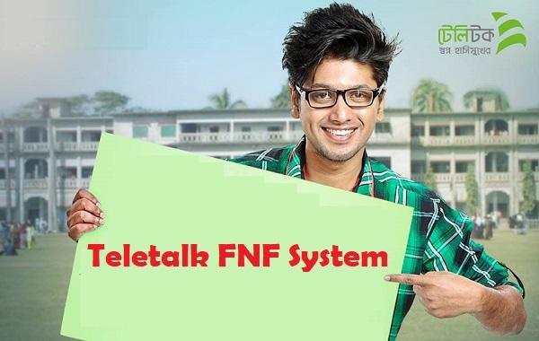 Teletalk FNF System