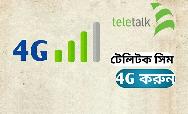 Teletalk Sim Replacement